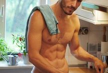 Men in the Kitchen / Healthy Lunch and Dinner Recipes