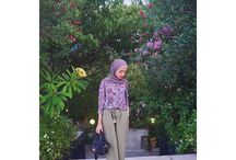 Casual outfit ideas for hijab / Hijab outfits