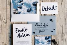 Stationery photography
