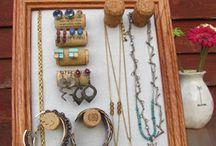Project - Jewellery organizers