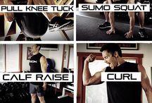 workout / by David Lemon