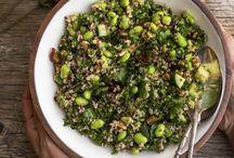 Inspiration Salée ~ Salades composées