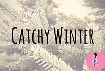 Catchy Winter / We love wintertime! Follow this board for our favorite winter inspired tips, tricks, decorations, DIYs, crafts, cozy recipes, fashion, makeup and sweater style inspiration, nails and hairstyle tutorials, freebies, and more!
