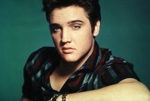 Elvis Presley / Elvis Aaron Presley, King of Rock 'n Roll / by Arnold Planken