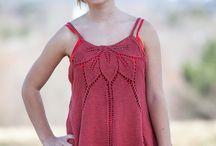 Spring & Summer Knit Tops
