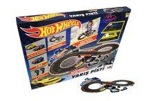 Hotwheels Slot Araba Yarış Pisti Yarış Yolu Elektrikli Raylı Araba Yarış Pisti