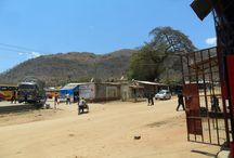 Winza Mining Areas