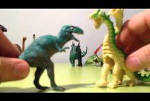 Dinosaur Toys / All my Dinosaur Toys Videos