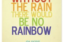 Rainbows / by Sharon Lewis