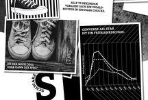 idealo ♥ Converse Chucks / 100 Jahre Converse All Stars Chucks! Eine Hommage an den beliebten Stofftreter.