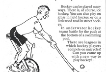 Hockey / by Jennifer Henry