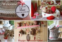 Summer by Cindy at her Country Home