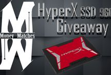 Enter This #HyperX SSD #Giveaway From @TheMoneyMatches