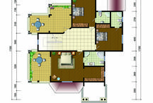 Plans - Bed rooms
