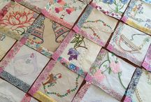 Quilts with Liberty Fabric