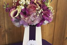 Purple Perfection- Melissa and Chris' Wedding