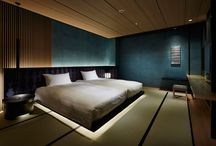 Japanese guest room