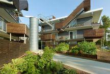 ARCHITECTURE • sustainability / by Irene Muñoz