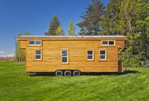 Tiny Houses / Downsizing doesn't mean loosing design or function!