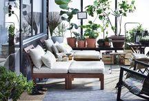 Taras i balkon #inspiracje