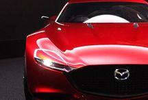 Mazda Moodboard