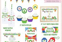 Hungry Caterpillar Party Supplies
