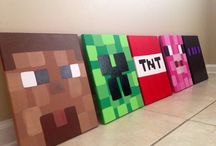 Minecraft / by Rebecka Berntsson