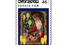 Christmas - Vintage Christmas Santa  / Vintage Christmas, Santa Claus, nostalgic, traditional, old-fashioned, St. Nick, St. Nicholas