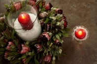Christmas FUN with Flowers and J & JTV / J shares FUN Flower Ideas for the Holidays... There's Great Projects for you and your family... when it comes to decorating for the Holidays... J makes it FUN!