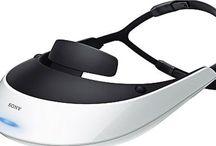 Sony VR Helmet