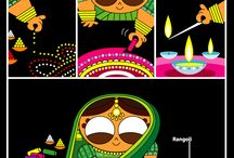 Diwali Inspiration / by T Biswas