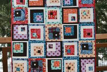 scrappy quilts / by Carol Mercer