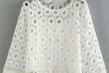 camisolinha branca