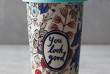 Bicchieri e tazze personalizzate