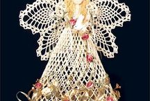 CHRISTMAS CROCHET / Some of the really great ideas that you can Crochet for Christmas.........Enjoy!!! / by Jjean Brisc
