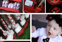 Savannahs 1st birthday / by Stephanie DiMarco