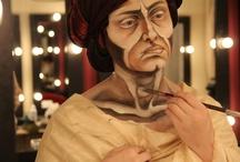 Cuerpo Pintado 8 / Improvisacion con Benjamin Bravo