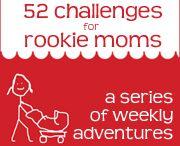 Adventures in Motherhood