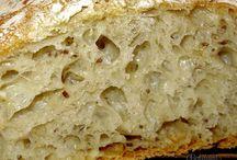 chleba a vše na slano
