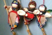 куколки ткань
