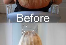 Hair Extensions that look real! / Hair Extensions that look real!