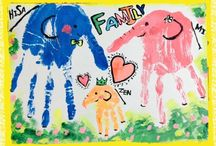 子どもかわいいアート