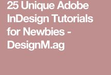 InDesign how to