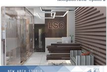 LSC Infra Office reception