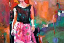 Paintings by Donna Zagotta / 0