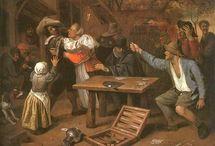 Backgammon history / Board of interesting historical images of anything 'backgammon'!