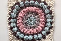 Crochet - Blankets & Motifs
