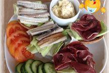 Mine madbilleder / Jeg elsker at tage billeder af den mad jeg spiser