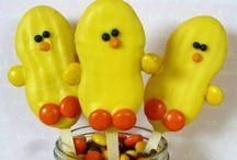Easter Fun Food / by Sherron Heidlage