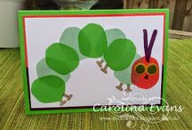 Stampin' Up! Kids / Cards, projects, and ideas for kids using Stampin' Up! products.  / by Krystal's Cards - Stampin' Up!